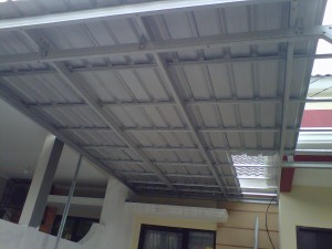canopy galvalum