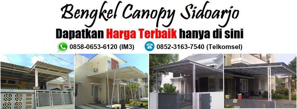 Canopy Besi | kanopi Stainless | Canopy Galvalum by canopysidoarjo.com