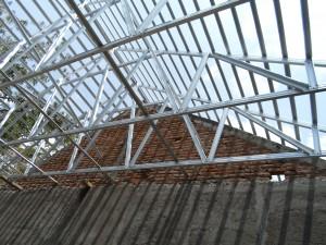 Rangka atap baja ringan sidoarjo