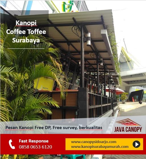 canopy sidoarjo